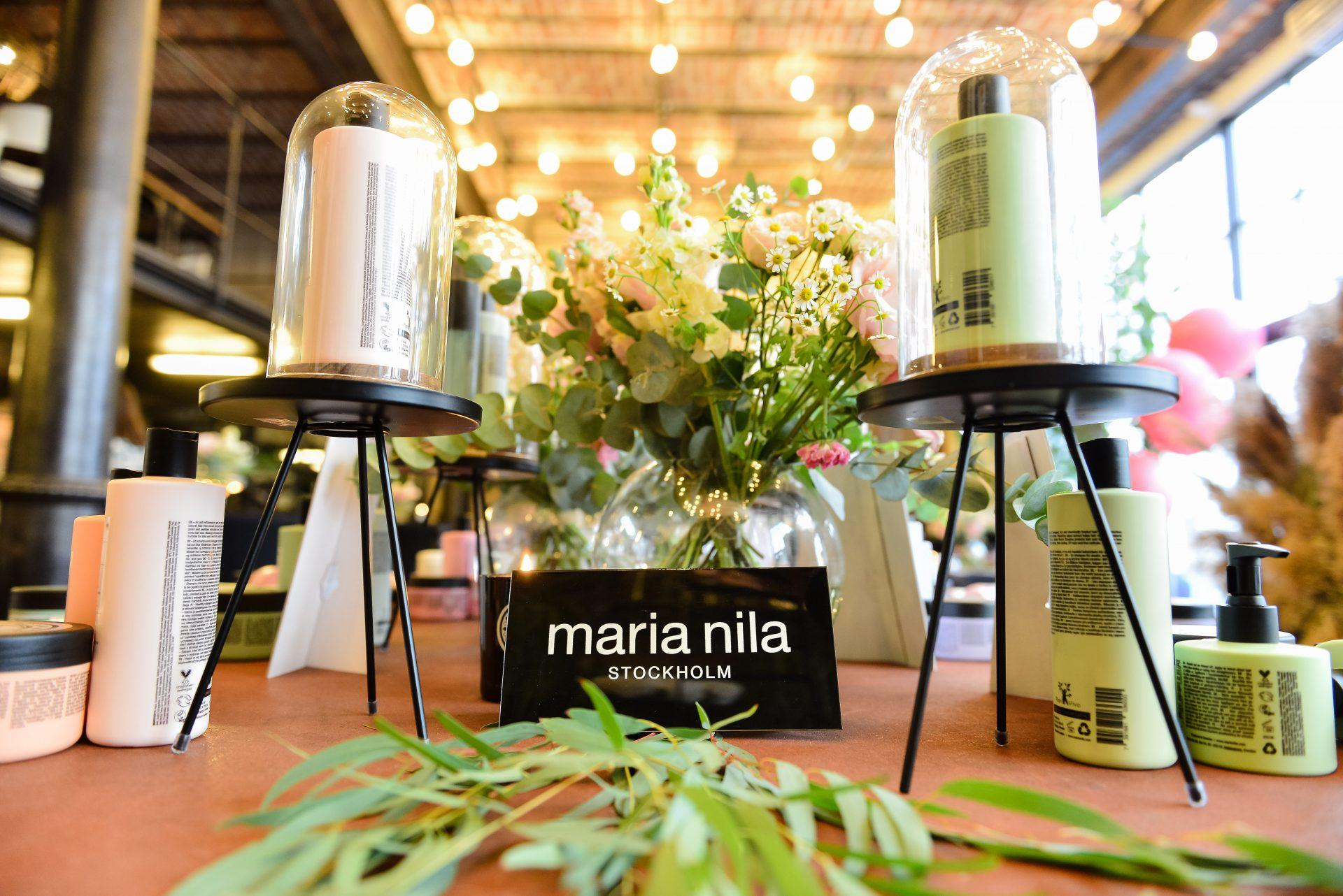Maria Nila launch